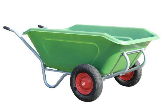 350L green