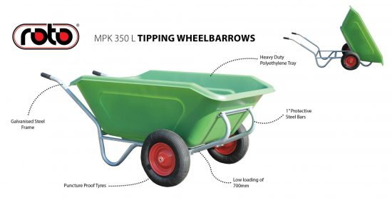 MPK flyer_ROTO 350L green